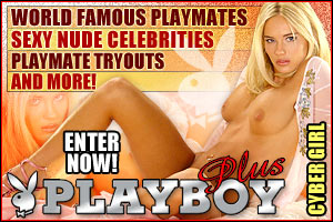 Playboy Plus has all the Playmates and Cyber Girls