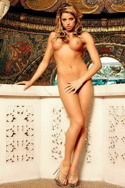 Playboy Louise Glover