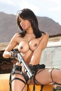 Action Girls Erika Mayshawn